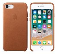 Apple coque en cuir pour iPhone 7/8 brun-Détail de l'article