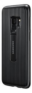 Samsung coque Protective Standing Cover pour Samsung Galaxy S9 noir-Côté droit