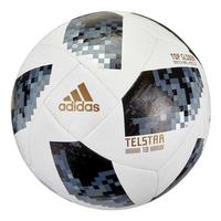 Adidas voetbal Telstar WK 18 replica maat 5-Vooraanzicht