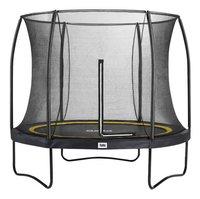 Salta trampolineset Comfort Edition Ø 2,13 m zwart-Vooraanzicht