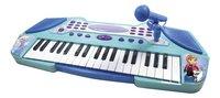Lexibook clavier Disney La Reine des Neiges avec micro