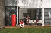 Garantia tonneau de pluie Color tomato 350 l-Image 2