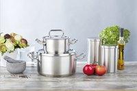 Classic by Demeyere casserole à soupe 24 cm - 7 l-Image 1