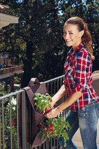 ACD Sac à plantes pour balcon