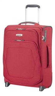 Samsonite Zachte reistrolley Spark SNG Upright EXP. red 55 cm