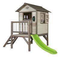 Sunny maisonnette en bois Lodge XL-Côté droit