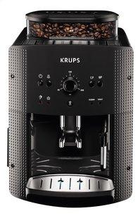 Krups Machine à espresso entièrement automatique EA810B black marble