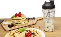 Cookut Shaker Miam pour crêpes et pancakes-Image 1