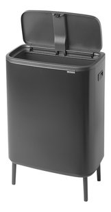Brabantia Poubelle Touch Bin Bo Hi matt black 60 l-Détail de l'article