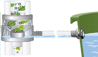 Garantia Vulautomaat voor regenton Eco-Artikeldetail