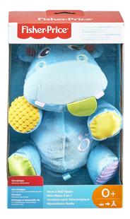 Fisher-Price peluche-balle Mon Hippo 2 en 1-Avant