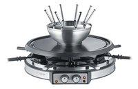 Severin Raclette-fondue-grill RG2348-Vooraanzicht