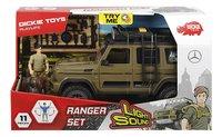 Dickie Toys 4x4 Mercedes AMG Ranger Set-Vooraanzicht