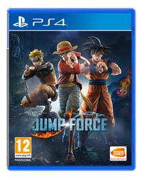 PS4 Jump Force FR-Avant