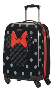Samsonite Harde reistrolley Minnie Mouse Iconic zwart/rood 56 cm