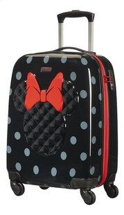 Samsonite Harde reistrolley Minnie Mouse Iconic zwart/rood 56 cm