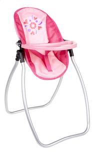 DreamLand chaise haute pour poupées 2 en 1-commercieel beeld