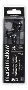 JVC oortelefoon Marshmallow HA-FX38-B-E zwart-Vooraanzicht