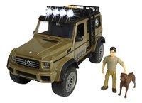 Dickie Toys 4x4 Mercedes AMG Ranger Set-Artikeldetail