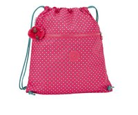 Kipling sac de natation Supertaboo Pink Summer Pop