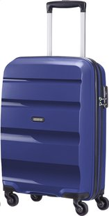 American Tourister Harde reistrolley Bon Air Spinner midnight navy 55 cm-Vooraanzicht