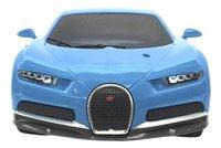 New Bright voiture RC Bugatti Chiron bleu-Avant