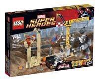 LEGO Super Heroes 76037 L'équipe de super vilains de Rhino et de Sandman