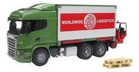 Bruder camion Scania série R