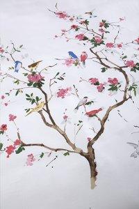 Papillon Housse de couette Naomi satin de coton 140 x 220 cm-Détail de l'article