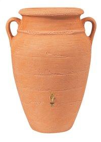 Garantia Regenton Amfoor antiek terracotta 360 l-Vooraanzicht