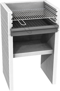 Venit barbecue au charbon de bois Flex L 60 x H 95 cm