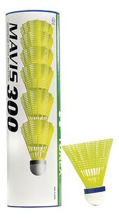 Yonex 6 volants de badminton Mavis 300