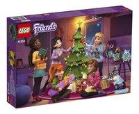 LEGO Friends 41353 Le calendrier de l'Avent-Arrière
