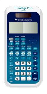 Texas Instruments rekenmachine TI Collège Plus Solaire FR