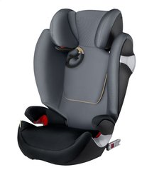 Cybex Autostoel Solution M-Fix Groep 2/3 graphite black-Vooraanzicht