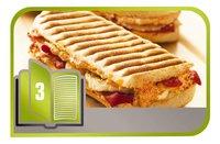 Tefal Plaques pour panini XA8003-Détail de l'article