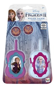 Talkies-walkies Disney La Reine des Neiges 2 Anna & Elsa-Avant