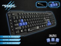Dragon War clavier Desert Eagle