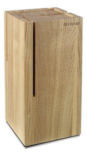Brabantia bloc à couteaux en bois-Avant