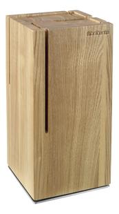 Brabantia houten messenblok