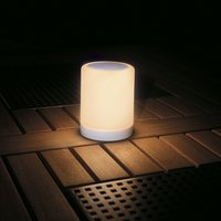 Smooz Lampe de table CAN blanc-Image 1