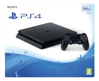 PS4 Slim 500 GB zwart + That's You