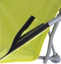 EuroTrail Chaise de plage St Tropez citron vert-Détail de l'article