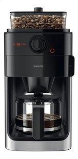 Philips Percolateur Grind & Brew HD7767-Avant