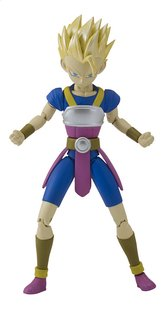 Dragon Ball figurine articulée Super Saiyan Cabba-Avant