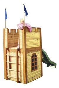 AXI Maisonnette en bois Château Arthur-Arrière