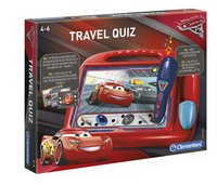 Travel Quiz Disney Cars 3