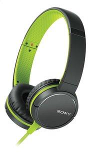 Sony hoofdtelefoon MDR-ZX660 groen