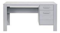 Bureau Dennis gris béton