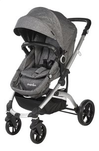 Dreambee Poussette Essentials smokey grey-commercieel beeld